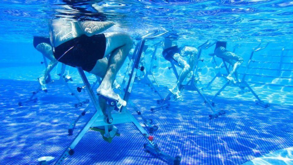 Aquafitne for aquatic fitness products