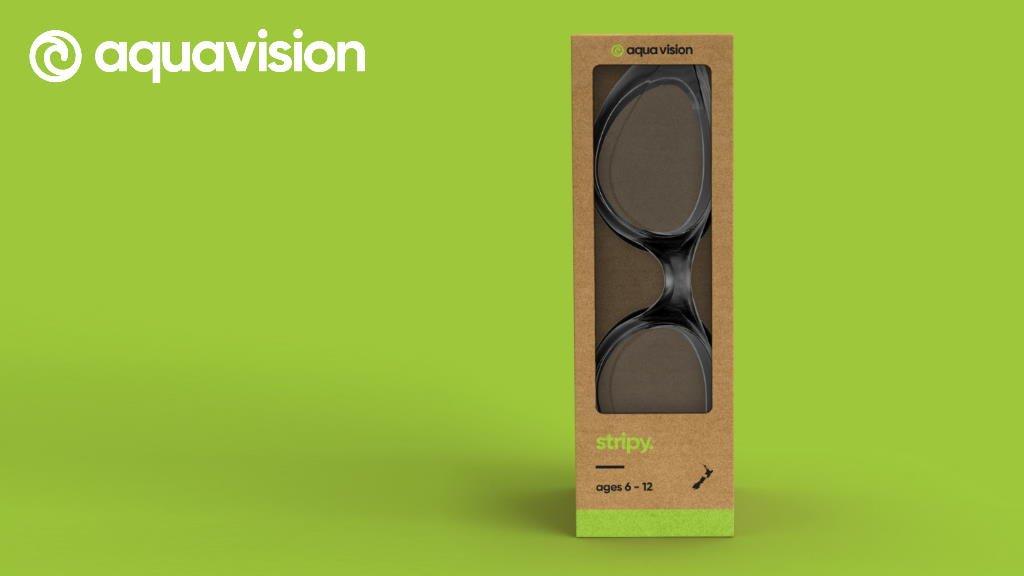 Aquavision  affordable eco-friendly swim goggles