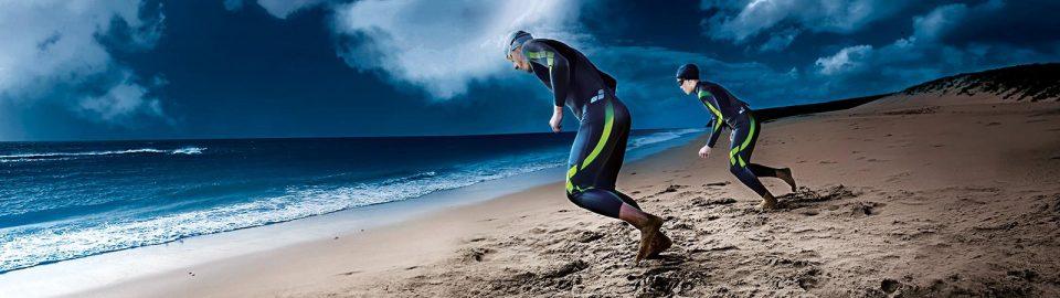 The Arena brand for competition swimwear, swim bags, swim equipment