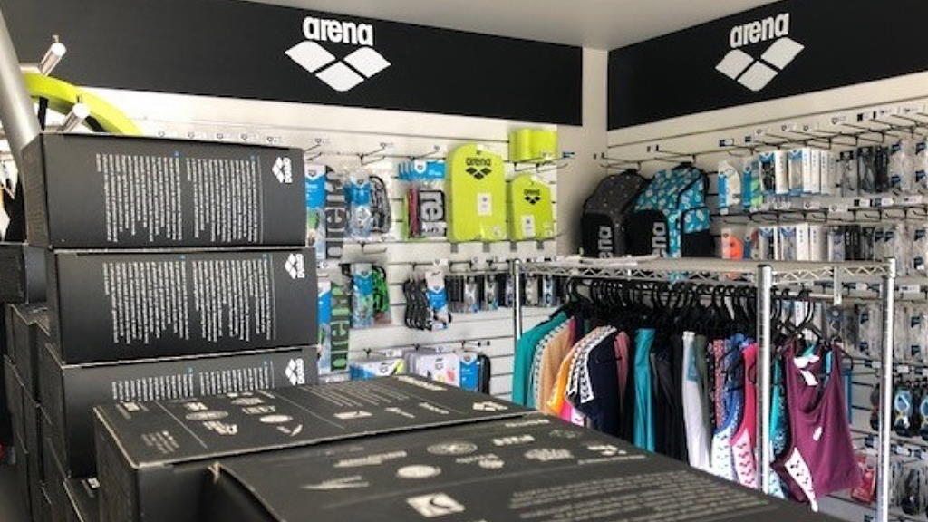 EFL outlet store in Wellington